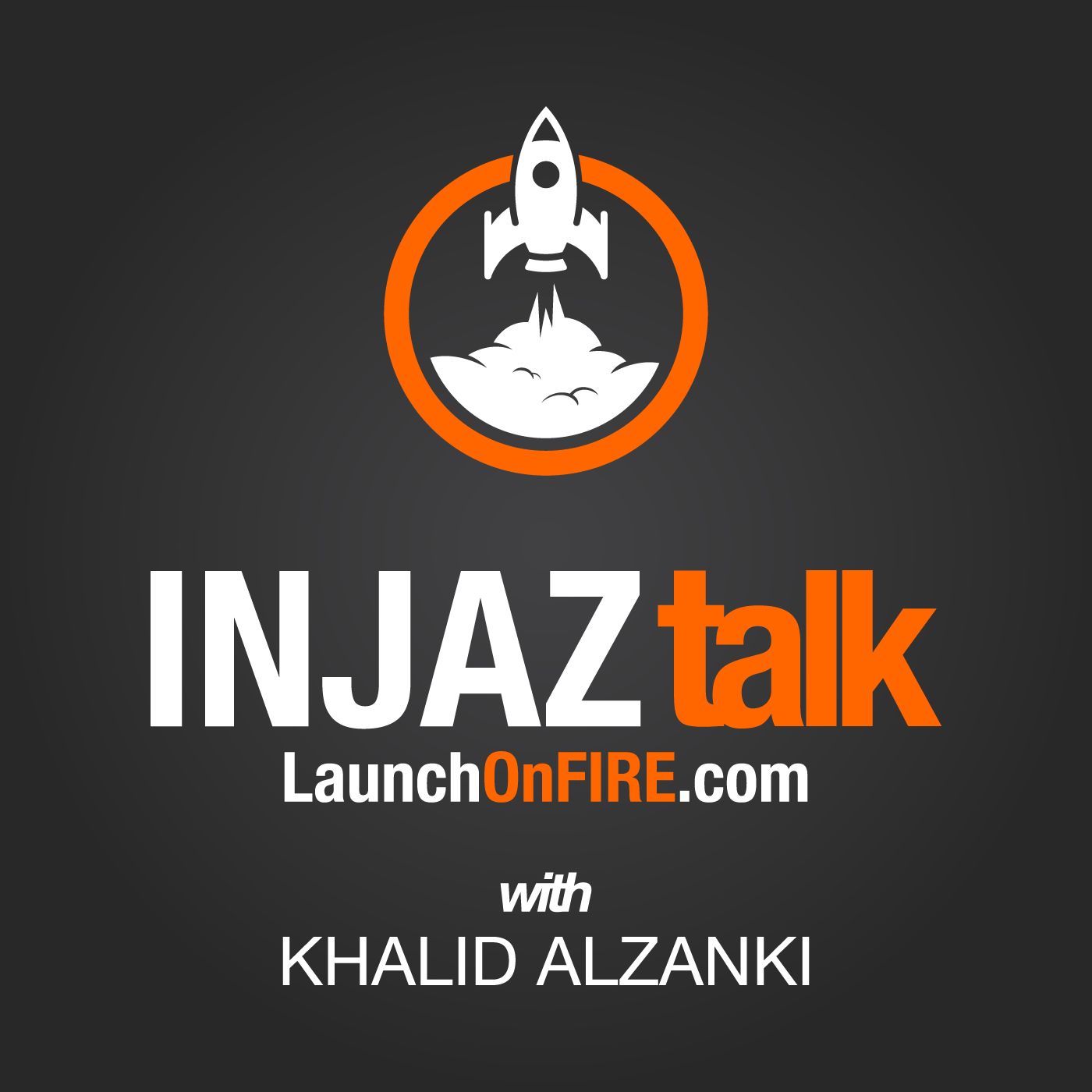 INJAZ Talk with Khalid Al-Zanki